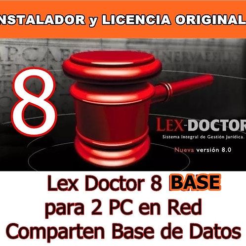 lex doctor para 2 pc en red, comprar lex doctor, descargar lex doctor full, crack lex doctor, reparar lex doctor