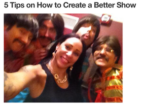 5 Tips to Create a Better Show