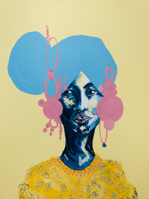 Adorn, Signed Limited Edition Print