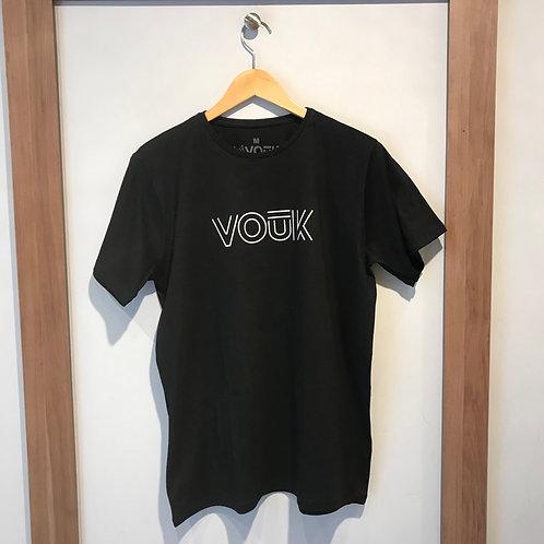 T - shirt Vouk Logo