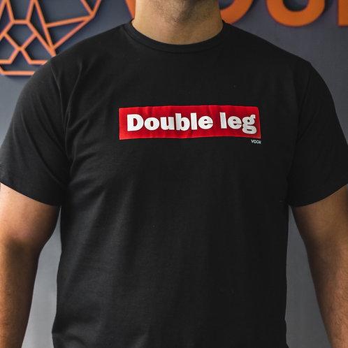 t-shirt Double leg
