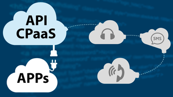 API de comunicação via plataformas de CPaaS. Disrupção em Telcos.