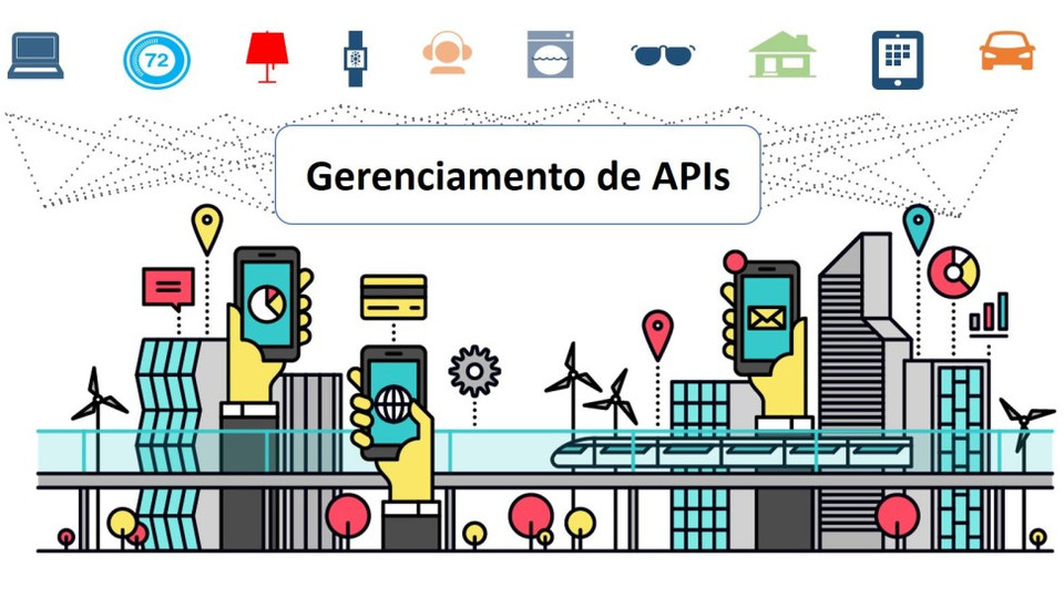 Gerenciamento de APIs – Esteja o seu cliente onde estiver, forneça-o experiências únicas!