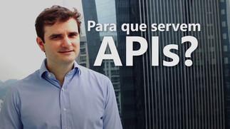Para que servem APIs?