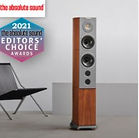 Audiovector NZ Award The Absolute Sound. Distinction Audio