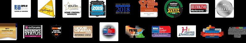 Trinnov audio awards