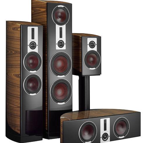 Dali epicon Speakers. Distinction Audio