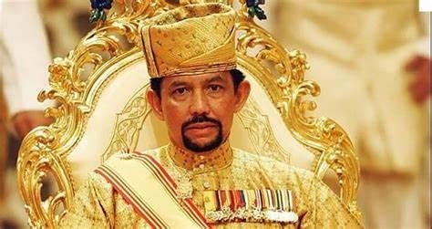 Der Sultan von Brunei