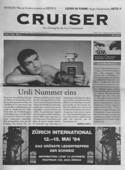 Cruiser Mai 1994