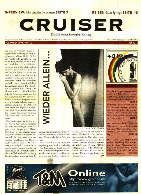 Oktober 1996