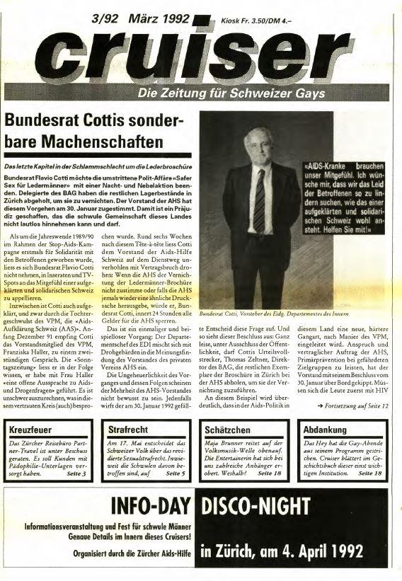 März 1992