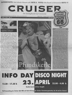 Cruiser April 1994