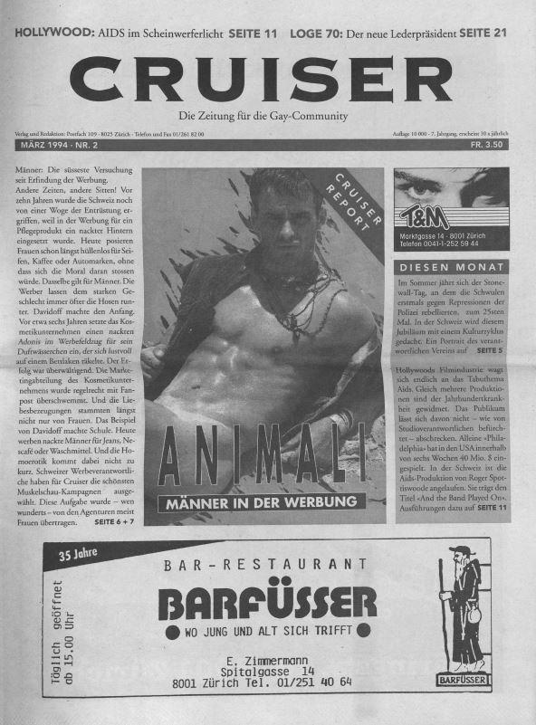 Cruiser März 1994