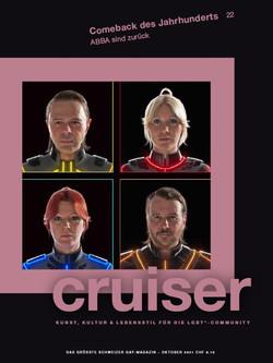 Cruiser im Oktober 2021