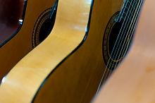 Guitarras artesanas Sevilla
