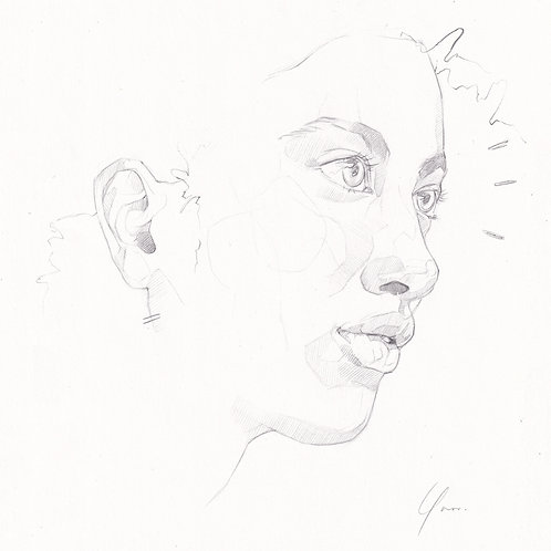 Pencil Study #38