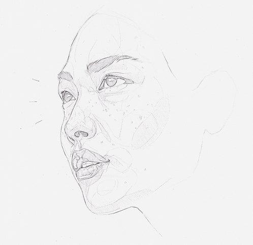 Pencil Study #68