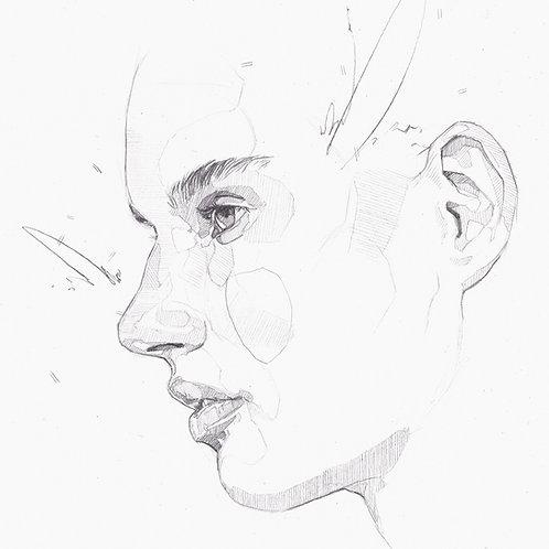 Pencil Study #50
