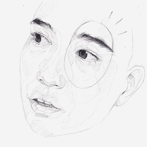Pencil Study #54