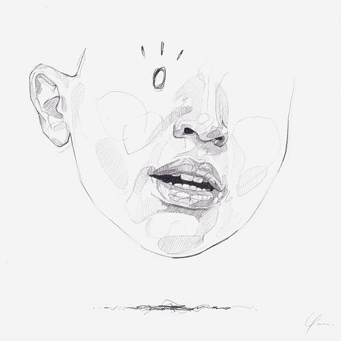 Pencil Study #61