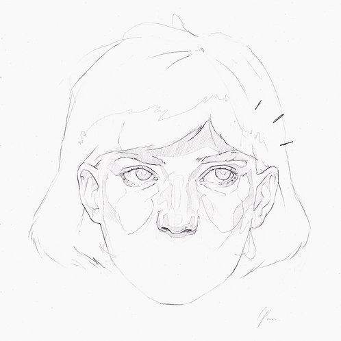 Pencil Study #51