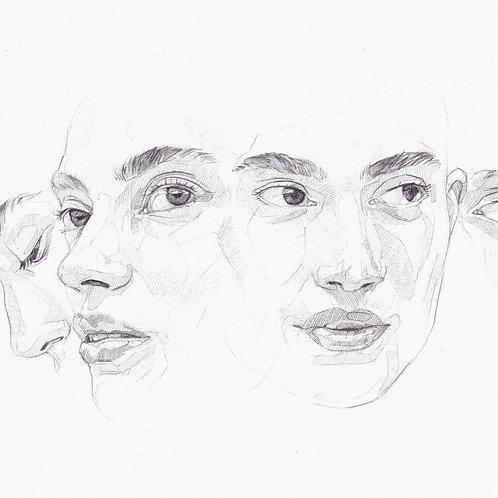 Pencil Study #52