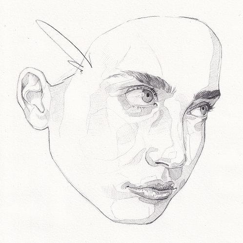 Pencil Study #27