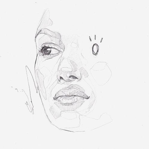 Pencil Study #57
