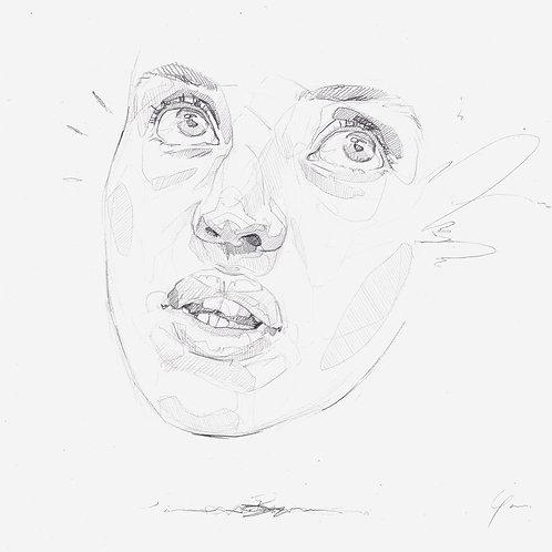 Pencil Study #53