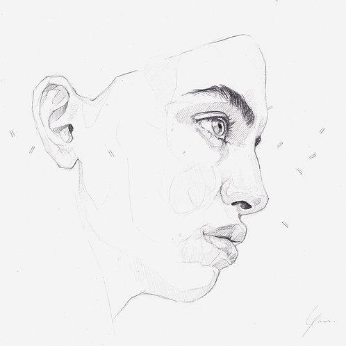 Pencil Study #63