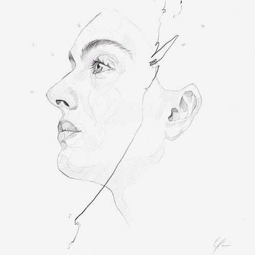 Pencil Study #58