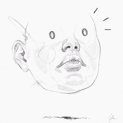 Pencil Study #48