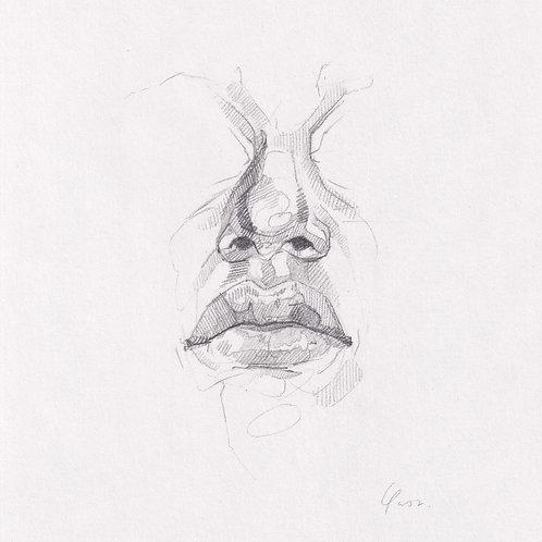 Pencil Study #36