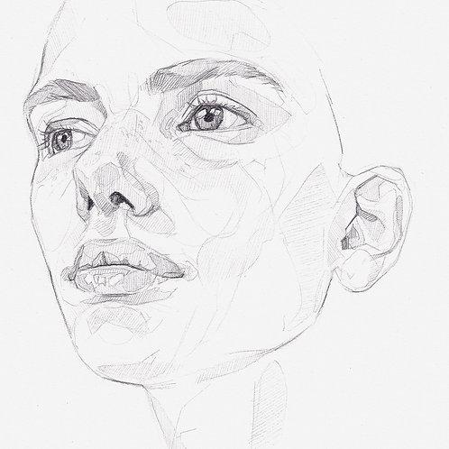 Pencil Study #69
