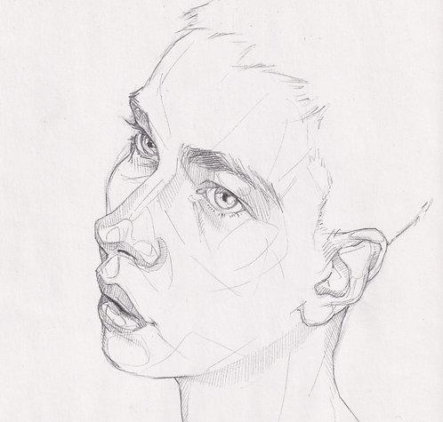 Pencil Study #11