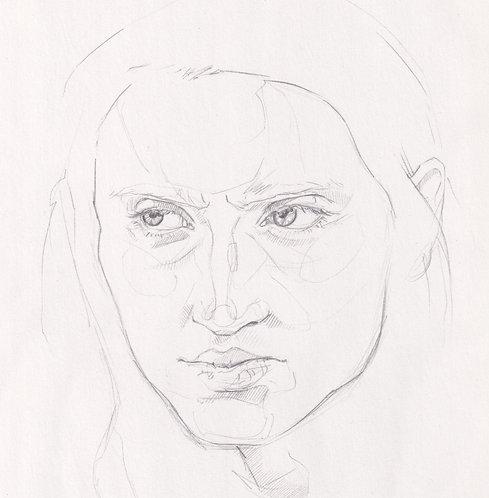 Pencil Study #35