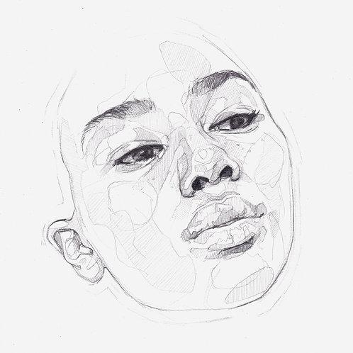 Pencil Study #65