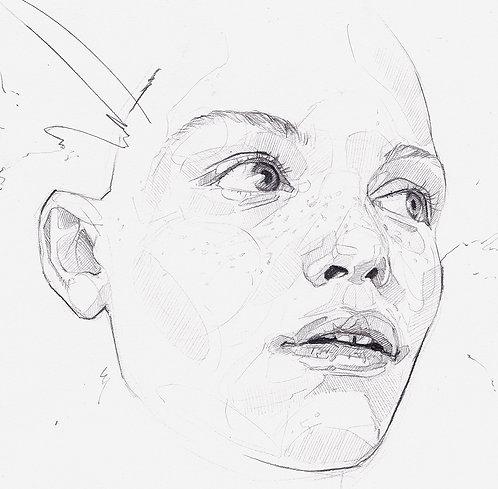 Pencil Study #70