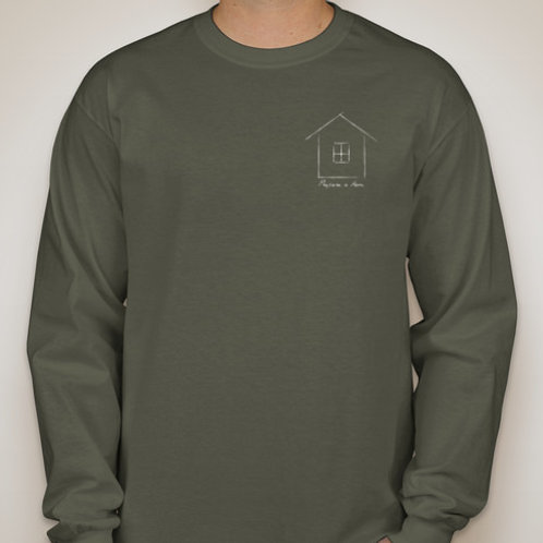 Prepare a room Long Sleeve Tee
