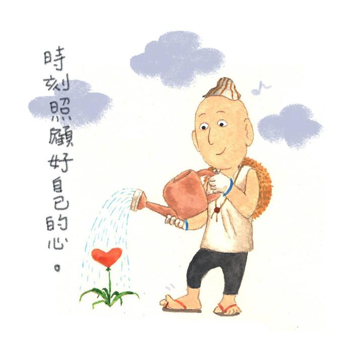【一句話的力量】心靈小語錦集