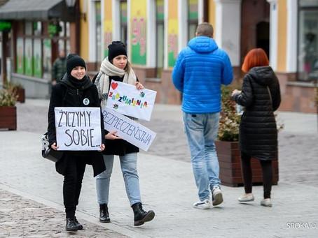 Landratsamt bestätigt Eingang von Hilferuf aus Tarnów