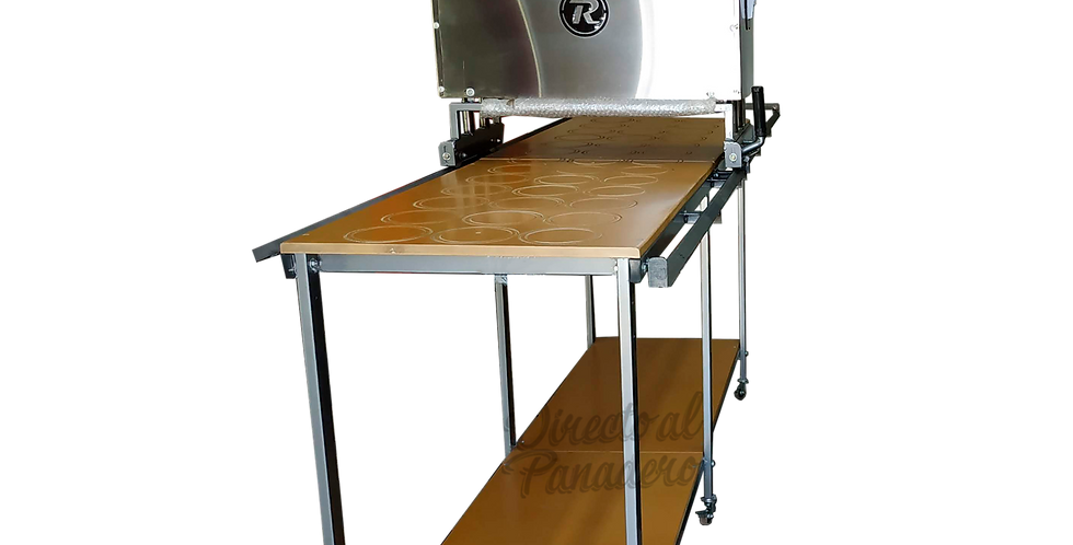 Cortadora Semi-Automática para Discos de Empanadas 600-4C