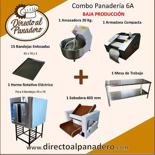 Combo Panadería Baja Produccíon 6A