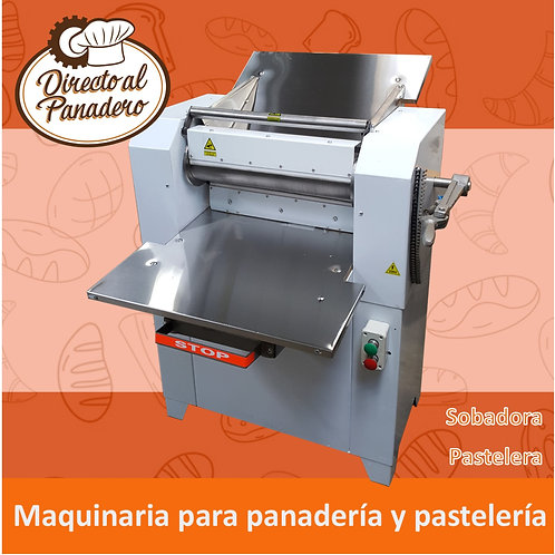 Sobadora de Pie de 500 mm REFORZADA Export
