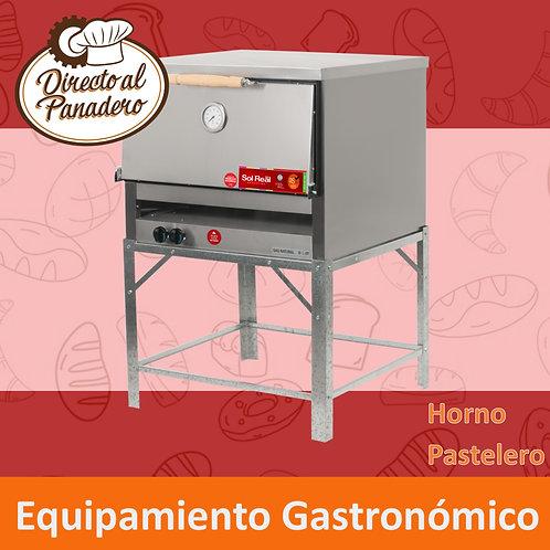 Horno Pastelero 12 Moldes - Full Inox SOL REAL