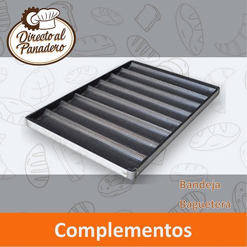 Bandeja de Aluminio Perforado 70 x 90 Baguetera