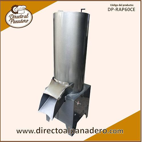 Ralladora de Pan 1 Boca - 100 Kg CELTA