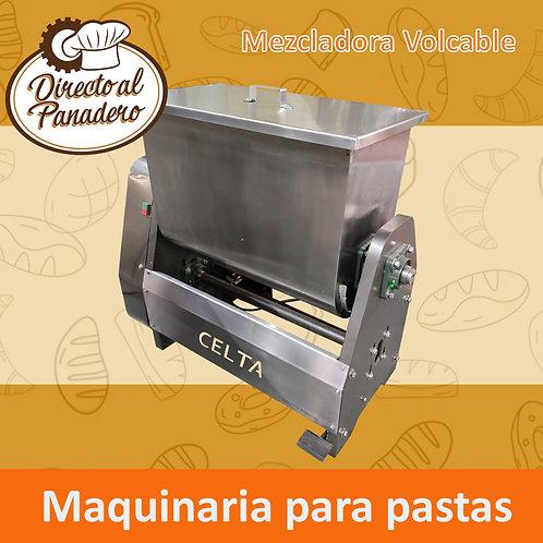 Mezcladora Volcable 70 Kg. CELTA