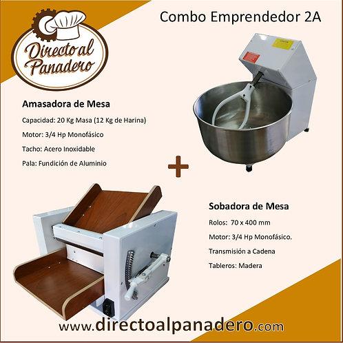 Combo Panadería Baja Produccíon 2A