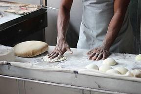 Panadero Cocinando